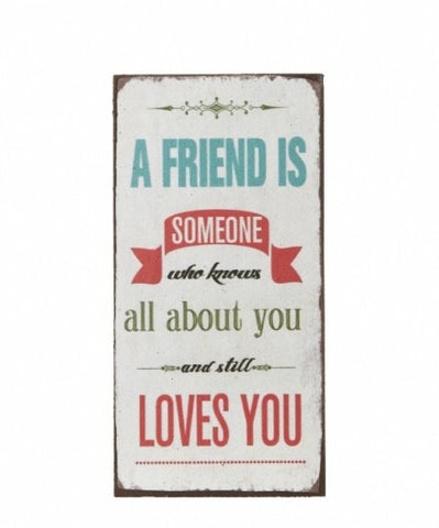 A Friend Is ... Fridge Magnet - Feeling Quirky