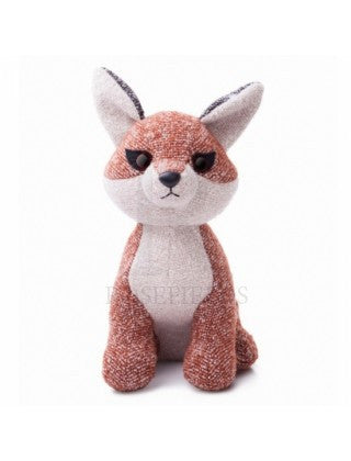 Fabbies Fox Soft Toy