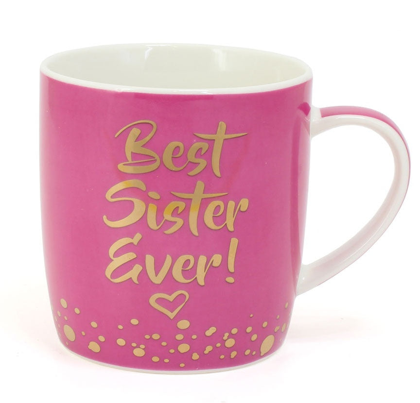 Best Sister Ever Mug - Feeling Quirky