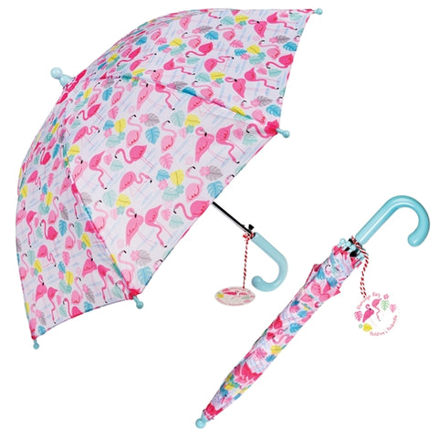Flamingo Bay Childrens Umbrella - Feeling Quirky