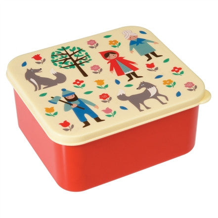 Red Riding Hood Lunchbox