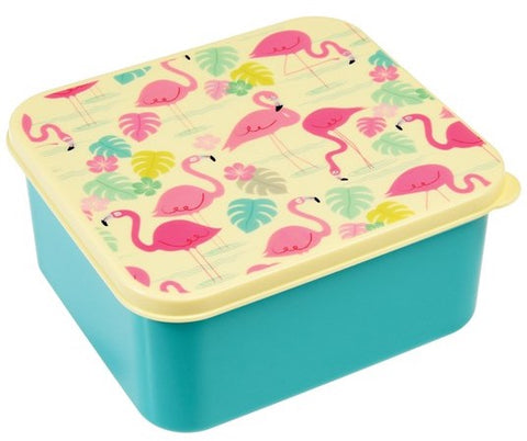 Flamingo Bay Lunchbox - Feeling Quirky