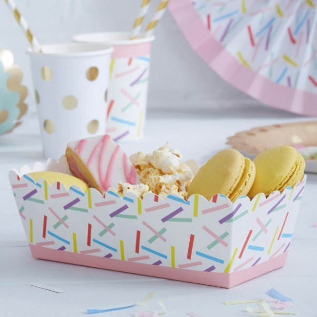 Party Snack Box - Tray - Feeling Quirky