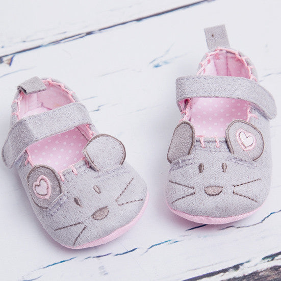 Gorgeous Baby Mouse Shoes - Feeling Quirky