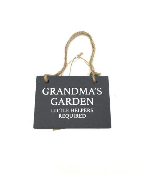 Grandma Slate Plaque - Feeling Quirky
