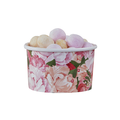 Boho Floral Treat Tubs - Feeling Quirky