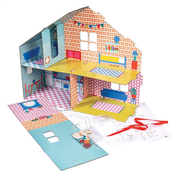 Make Your Own Dolls House - Feeling Quirky
