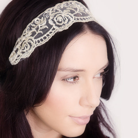 Lace Hairband - Feeling Quirky