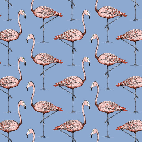 Margo Flamingo Tea Towel - Feeling Quirky