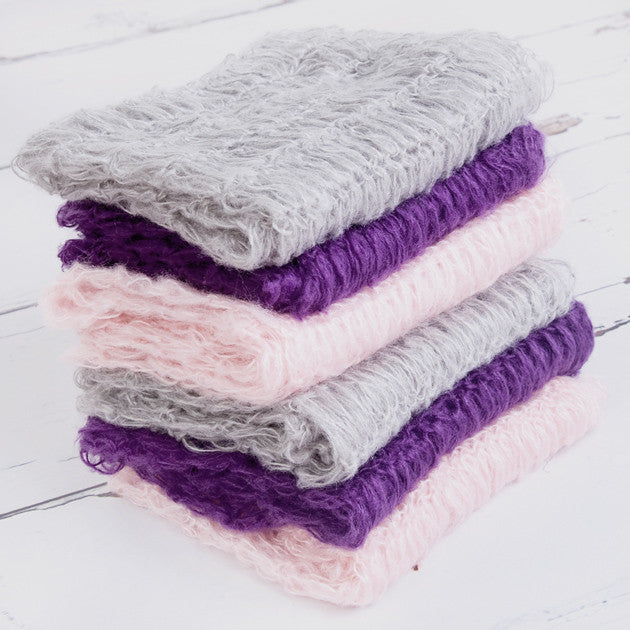 Mohair Baby Wraps - Feeling Quirky