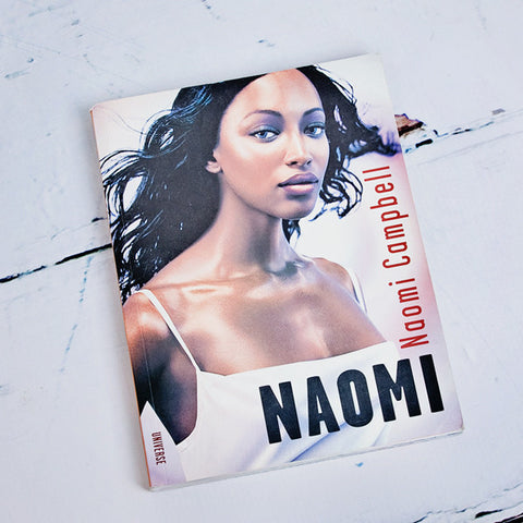Naomi Campbell Book - Feeling Quirky