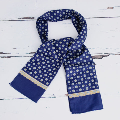 MENS VINTAGE SCARF - Feeling Quirky