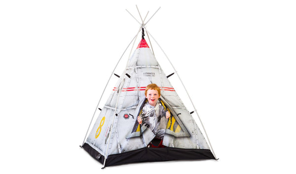 Blast Off - Spaceship Play Teepee - Feeling Quirky