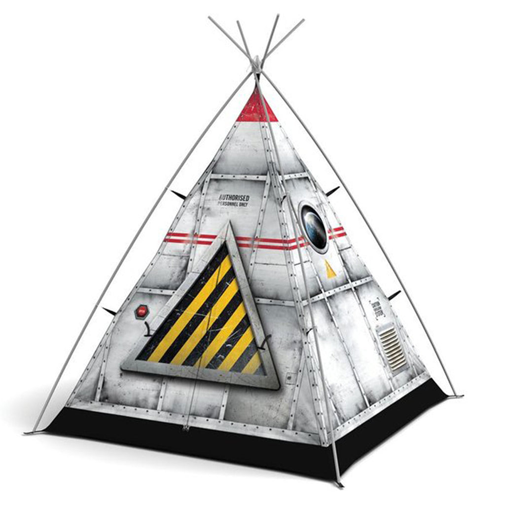 Blast Off - Spaceship Play Teepee