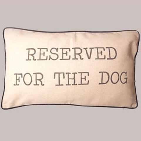 RESERVED FOR THE DOG CUSHION - Feeling Quirky