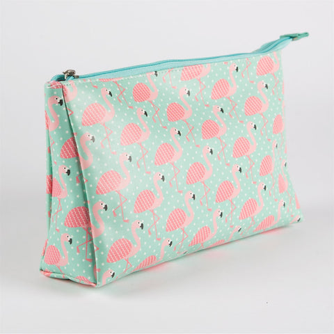 Tropical Flamingo Washbag