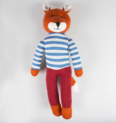 Otis The Fox Cuddly Toy - Feeling Quirky