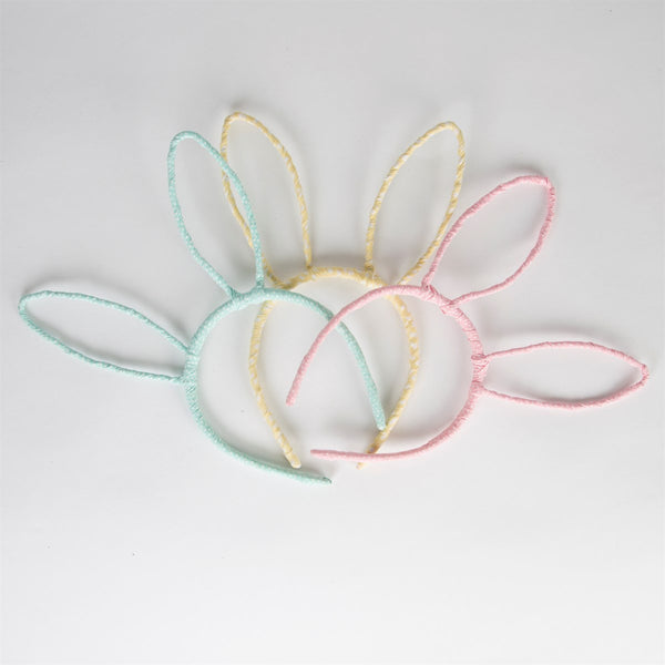 Pastel Coloured Bunny Ears - Feeling Quirky