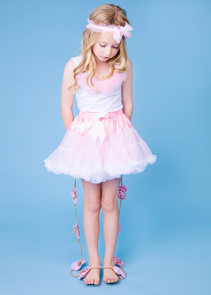 Pink Tutu & Vest Set - Feeling Quirky