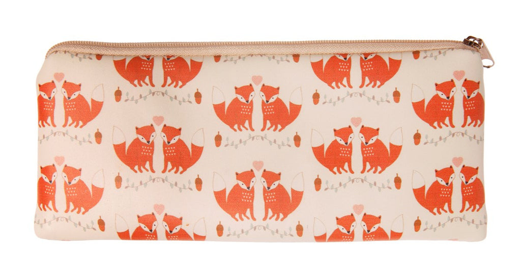 Woodland Fox Pencil Case