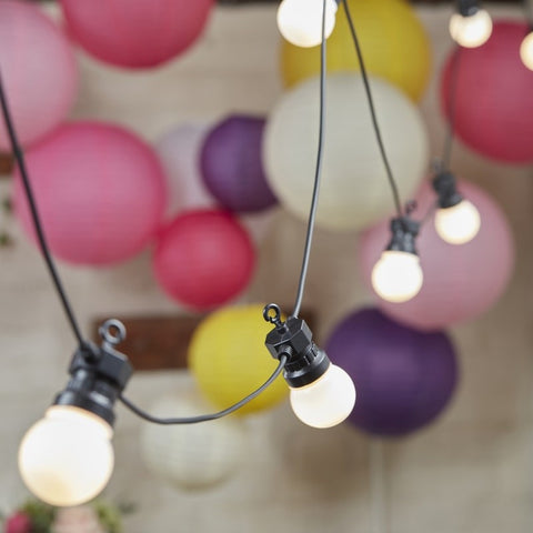 Festoon Festival Lights - Feeling Quirky