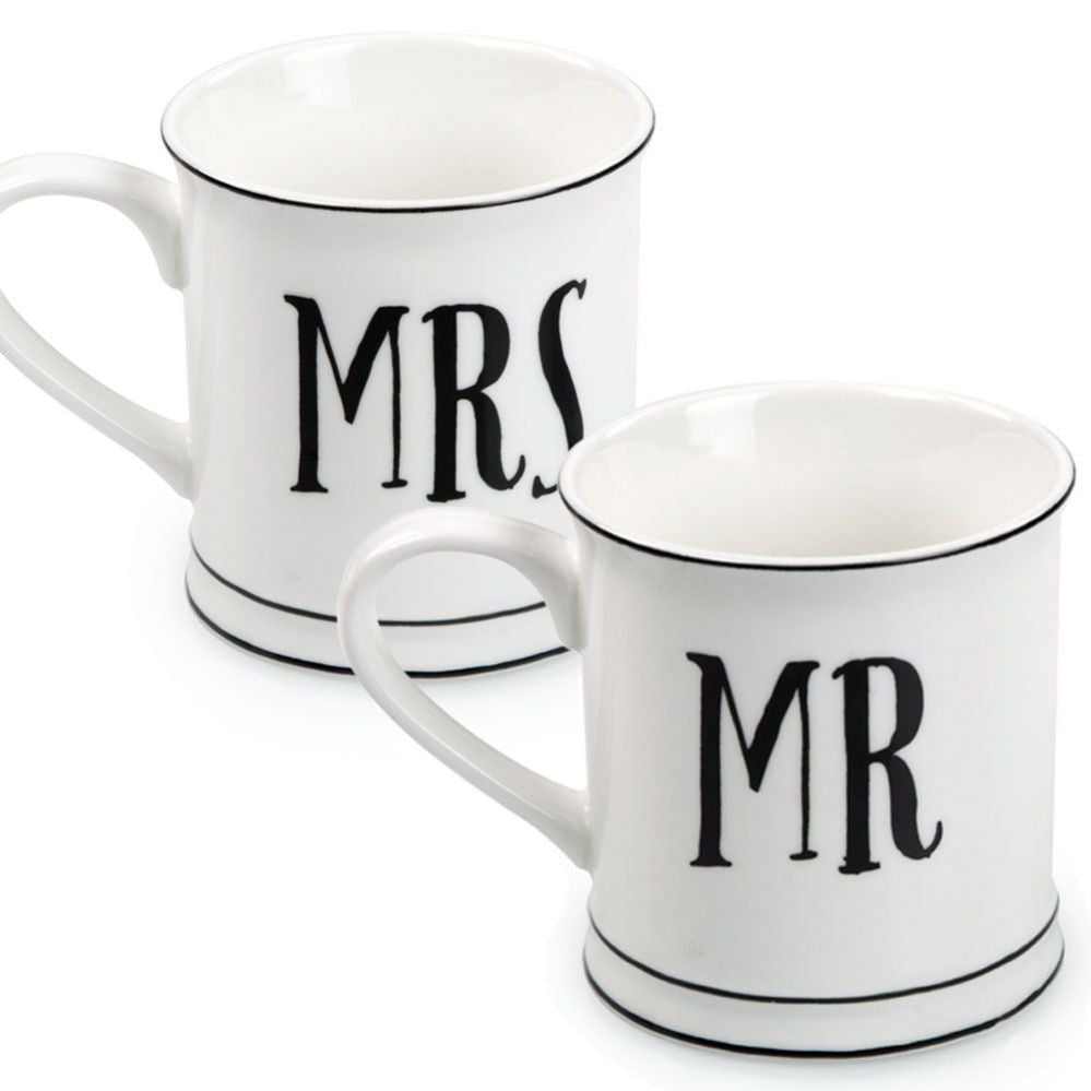 Mr & Mrs Mugs - Feeling Quirky