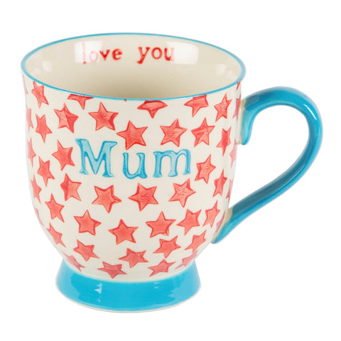 Bohemian Stars Mum Mug - Feeling Quirky
