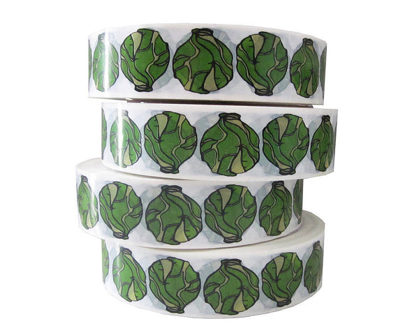 Christmas Sprout Gift Tape - Feeling Quirky