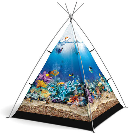 Something Fishy Aquarium Play Teepee