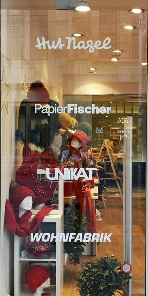 Pop Up Store by Hut Nagel, Unikat Store, Papier Fischer & Wohnfabrik
