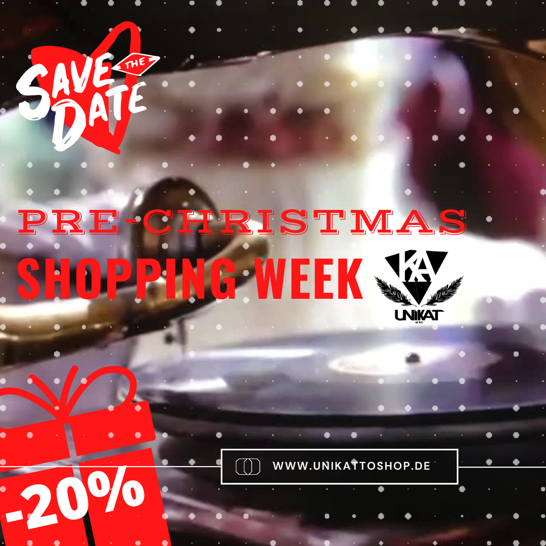Pre-Christmas UNiKAT Shopping Week vom 23.-28.11.2020