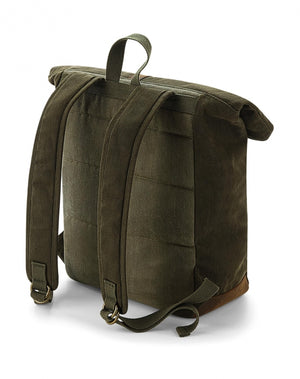 Rucksack, gewachst, Heritage Waxed Canvas Backpack
