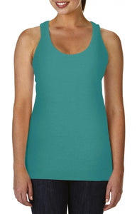 Damen Top Shirt, verschiedenen Farben, Modell: Ladies Lightweight Racerback Tank Top