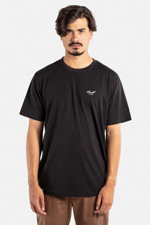 Regular Logo T-Shirt Deep Black