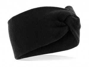 Stirnband für Damen, Twist Knit Headband