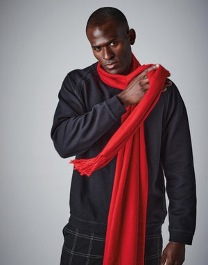 Classic Woven Scarf unisex