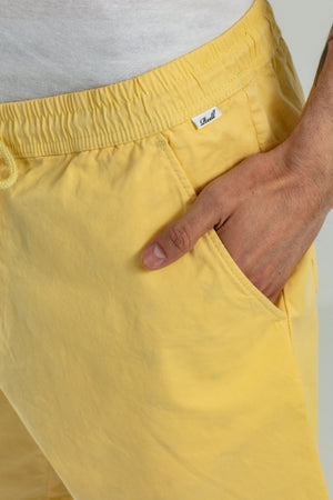 Easy Shorts LW, Baumwolle, Dusty Yellow