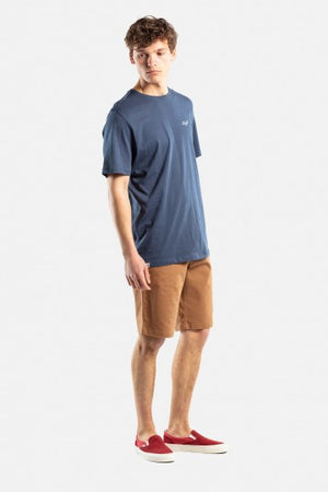 Flex Grip Chino Shorts, Baumwolle, ocre brown