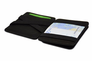 Magic-Coin-Wallet RFID mit Münzfach