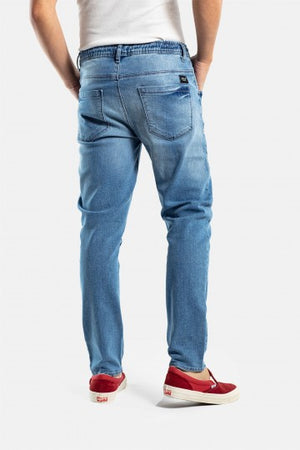 Jogger Jeans Pant, light blue washed (Close Out)