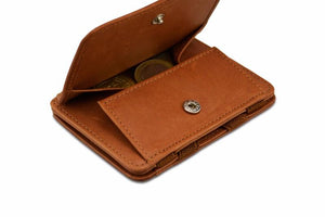 Hunterson Magic-Coin-Wallet in verschiedenen Farben