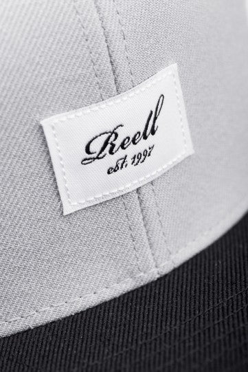 Reell Pitchout 6-Panel, Grey / Black