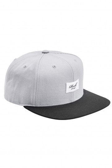Reell Pitchout 6-Panel, Farbe: Blue-Grey / Black