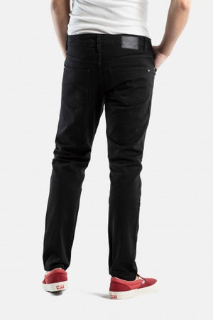 Spider, slim tapered Fit, schwarz (Close Out)