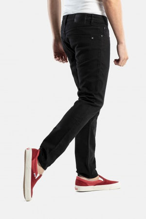 Spider, slim tapered Fit, schwarz