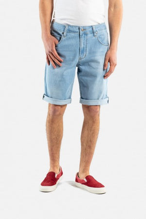 Rafter Jeans Shorts, Super Stone Blue