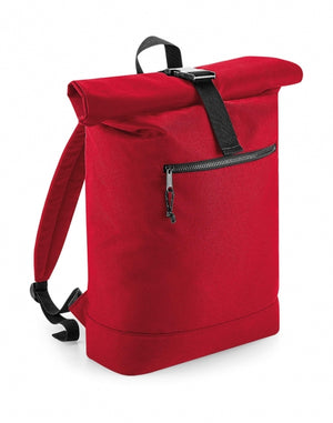 Rucksack Recycled Roll-Top, Tagesrucksack