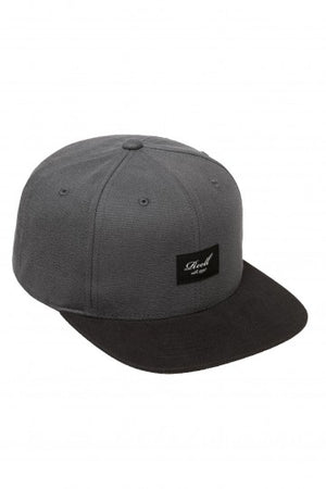 Reell Pitchout 6-Panel, Farbe: Charcoal / Black