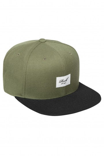 Reell Pitchout 6-Panel, Farbe: Buck / Black