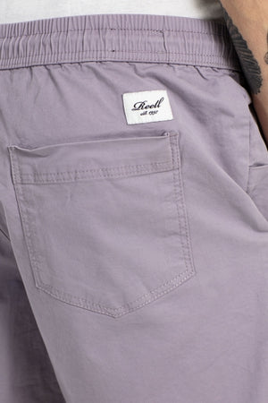 Easy Shorts LW, Baumwolle, Purple Grey